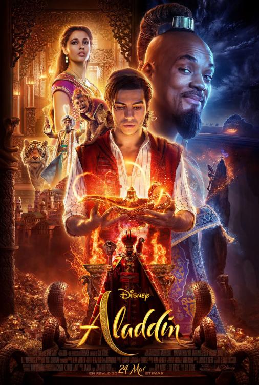 Aladdin V.F.