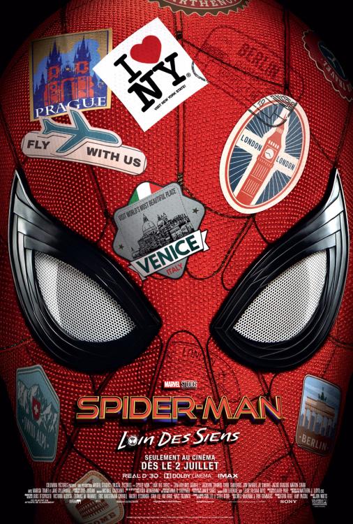 Spider-Man - Loin des siens V.F.