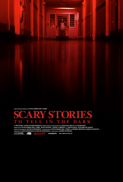 Scary Stories to Tell in the Dark V.O.A.