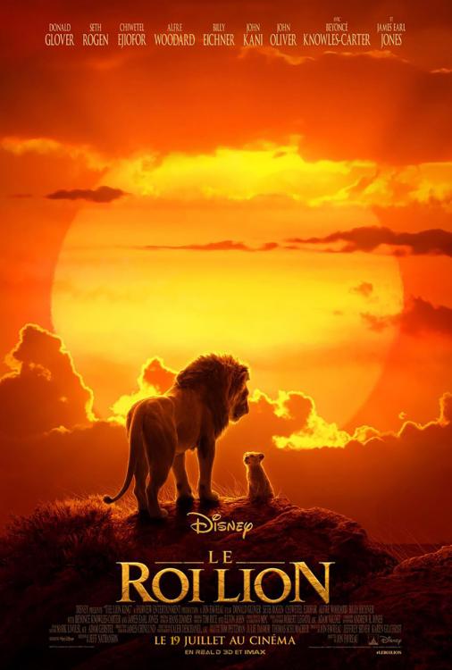 Le Roi lion V.F.
