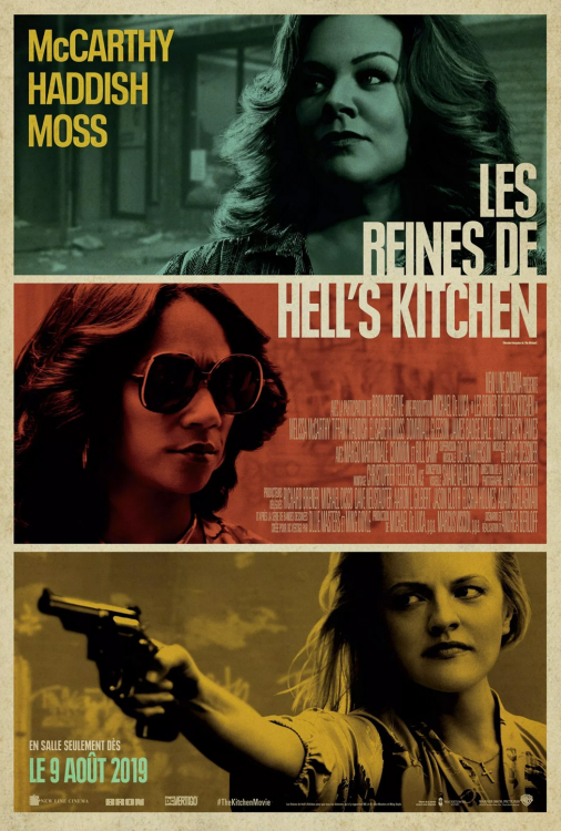 Reines de Hell's Kitchen, Les V.F.