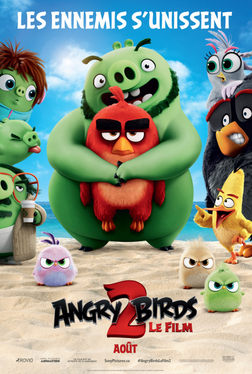 Angry Birds le film 2 V.F.