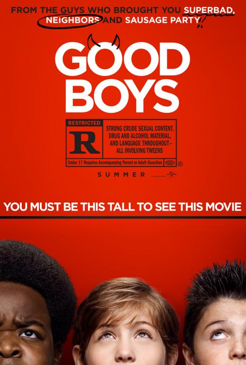 Good Boys V.O.A.
