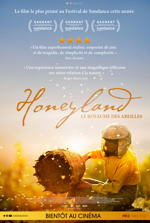 Le Royaume des abeilles V.O.S.-T.F.