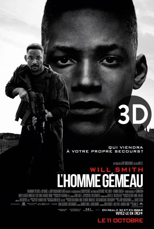 L'Homme gémeau 3D V.F.