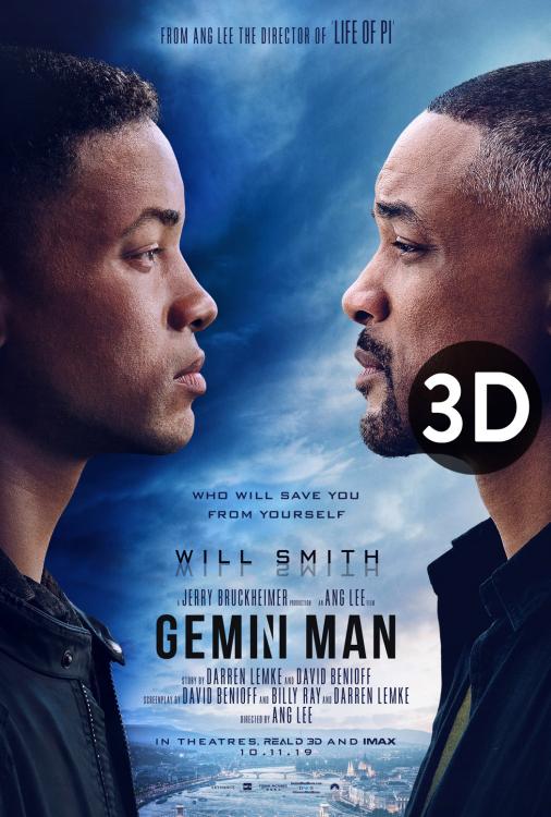 Gemini Man 3D V.O.A.