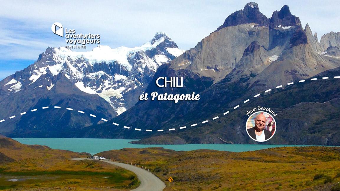 Ciné Voyage Chili et Patagonie