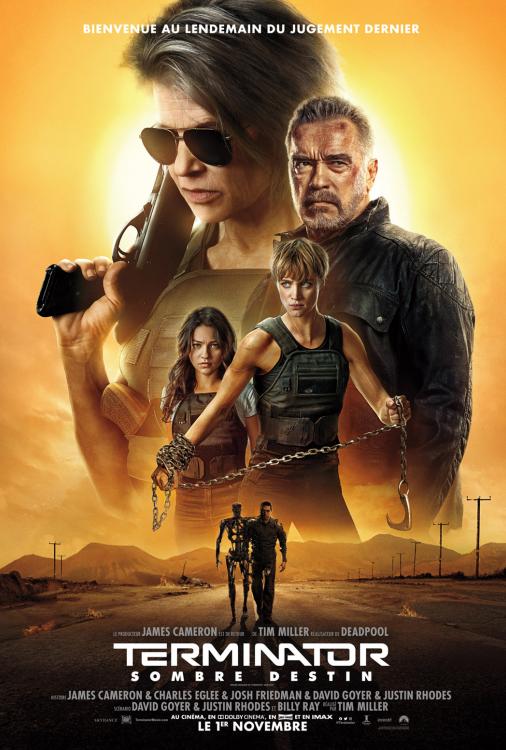 Terminator - Sombre destin V.F.
