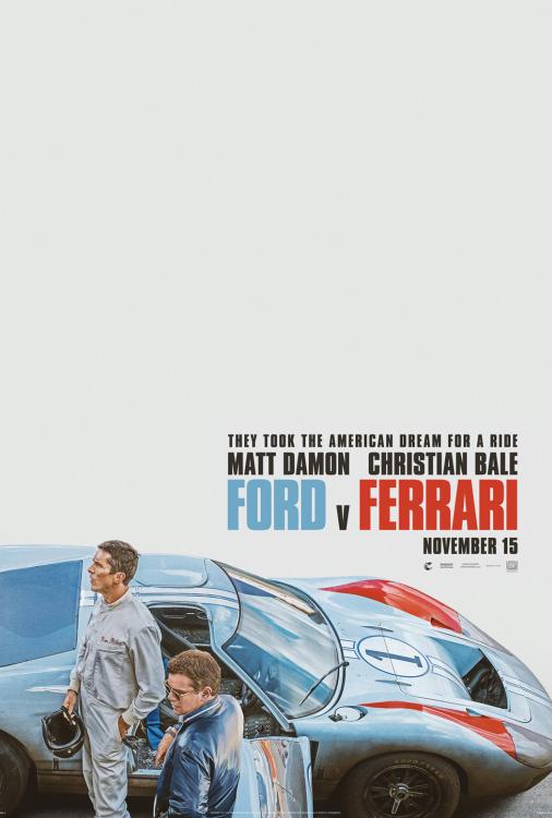 Ford v Ferrari V.O.A.