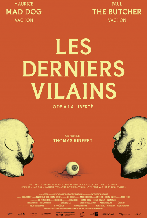 Mad Dog and The Butcher - Les derniers vilains