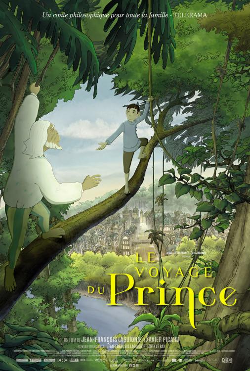 Voyage du prince, Le