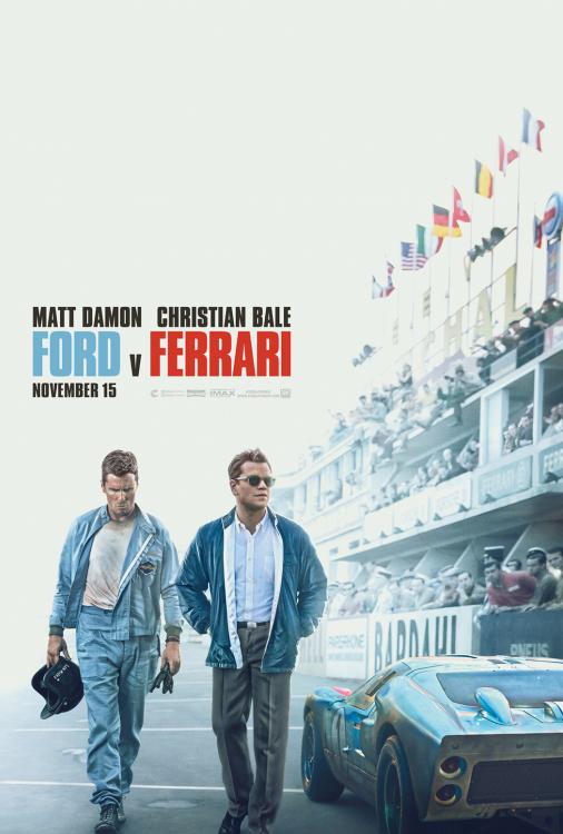 Ford contre Ferrari V.F.