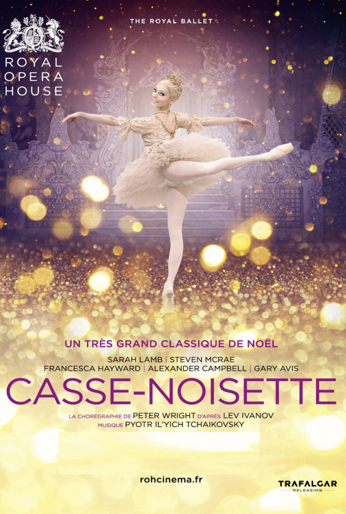 The Royal Ballet - Casse-Noisette V.O.S.-T.F.