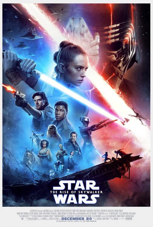 Star Wars - The Rise of Skywalker V.O.A.