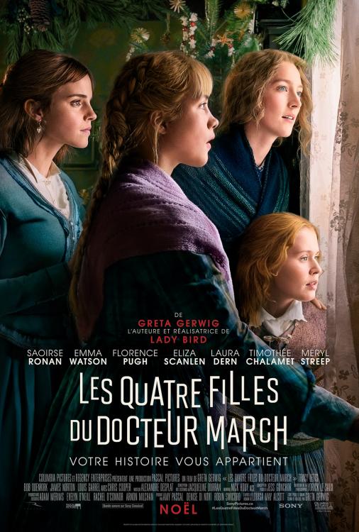 Quatre filles du docteur March, Les V.F.