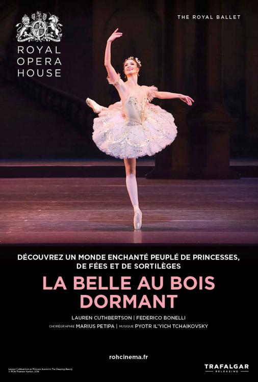The Royal Ballet - La Belle au bois dormant V.O.S.-T.F.