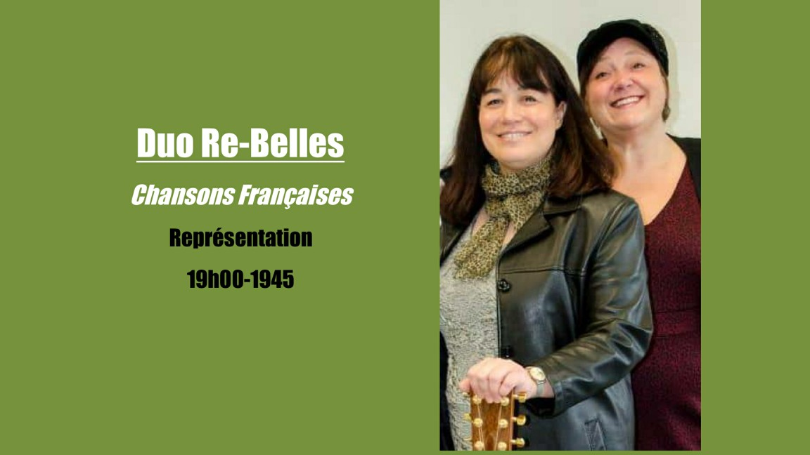 Shows-Park Duo Re-Belles 19H00