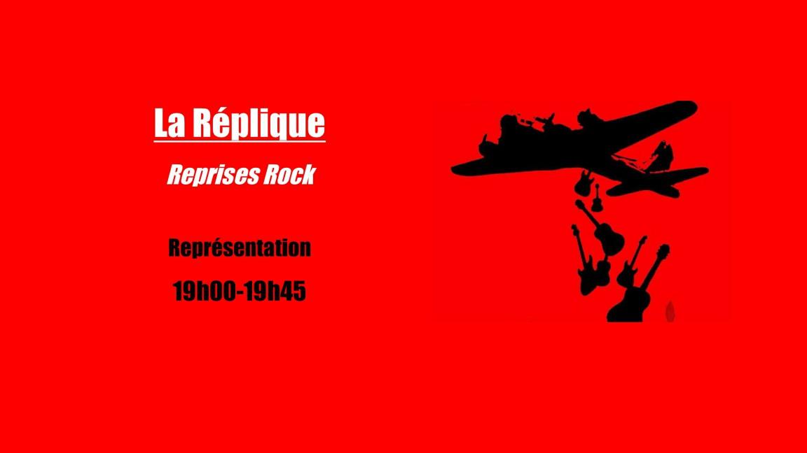 Shows-Park La Réplique 19H00