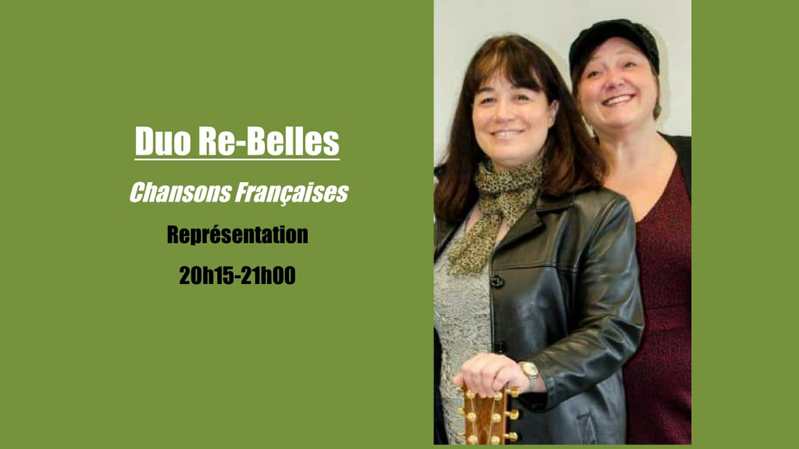 Shows-Park Duo Re-Belles 20H15