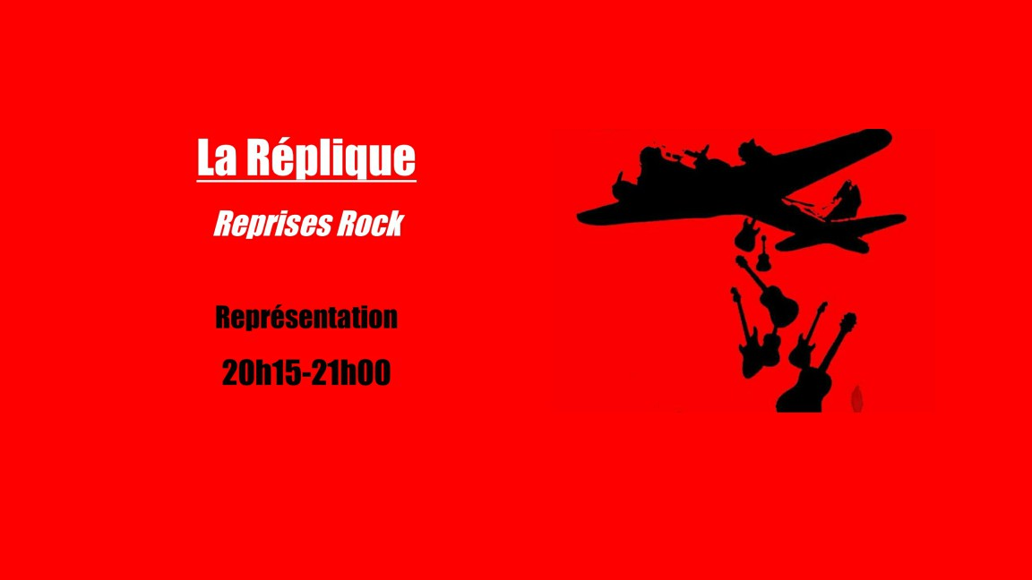 Shows-Park La Réplique 20H15