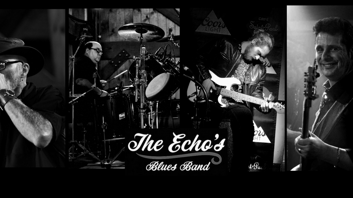 The Echo's band