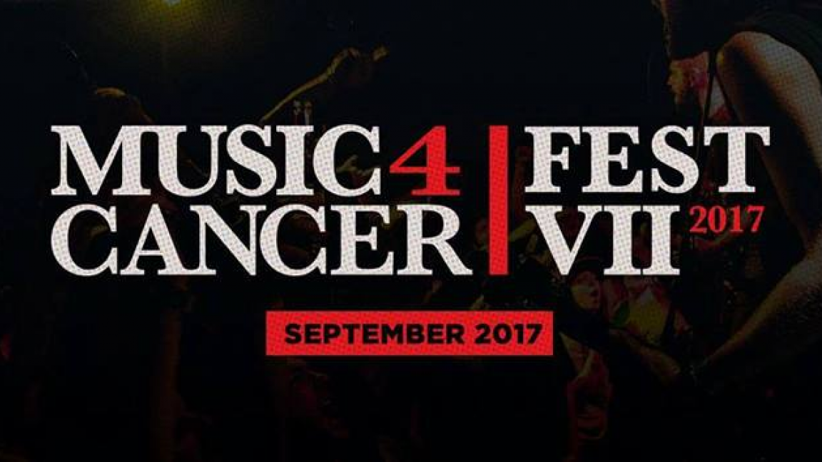 Le Festival Music 4 Cancer 2017 Edition #7