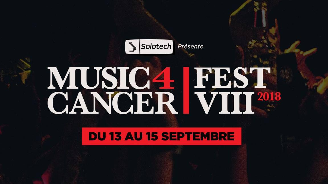 Music 4 Cancer Fest édition #8