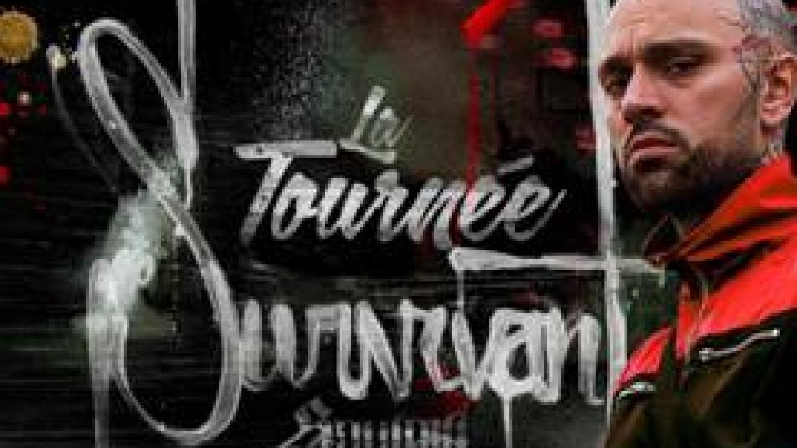Souldia-Lachute- Survivant Tour-