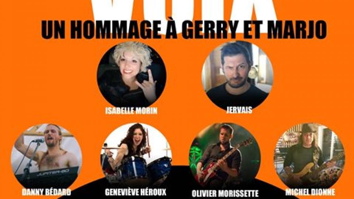 CETTE VOIX Hommage à Gerry et Marjo