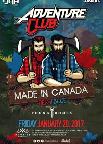 Adventure Club @MauriceNightclub