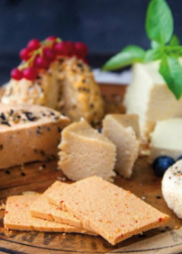 Atelier culinaire - Les fromages végétaux