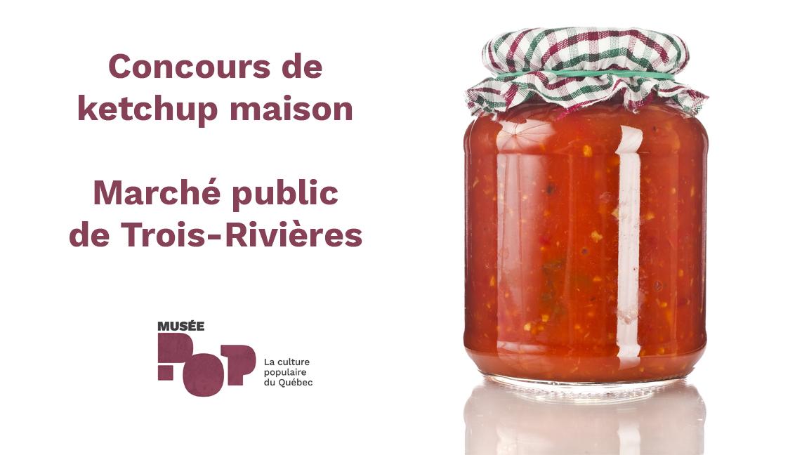 Inscription - Concours de ketchup maison
