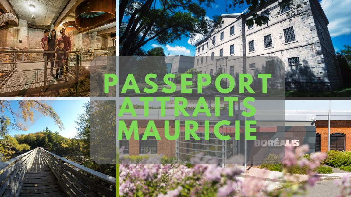 Passeport attraits Mauricie 2020