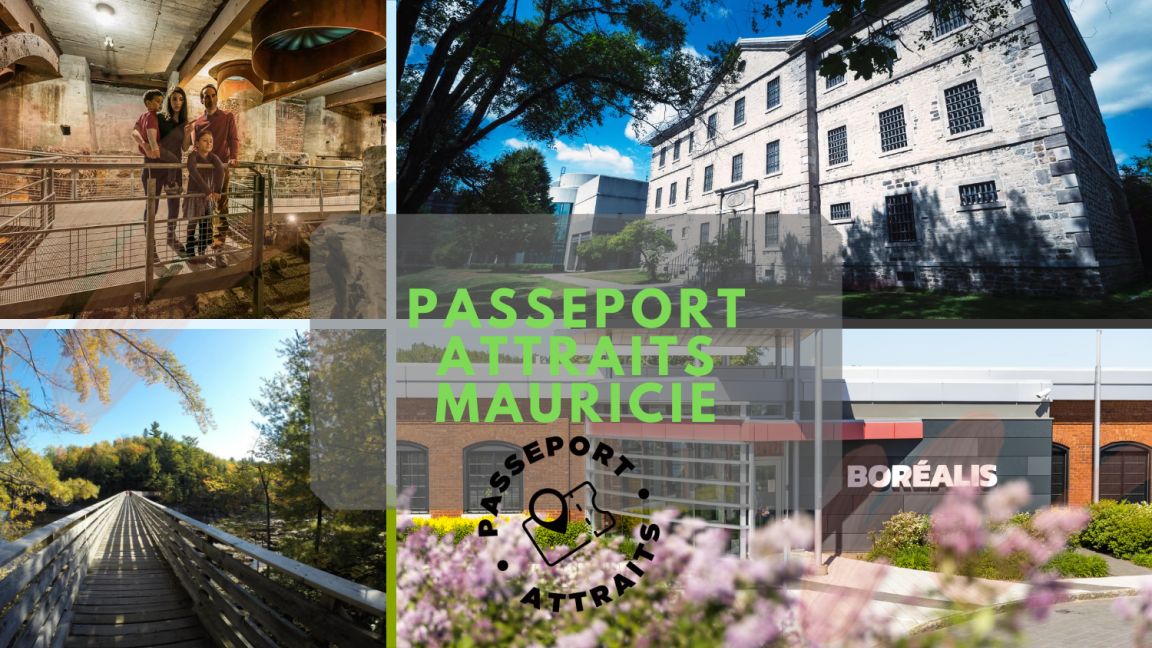 Passeport attraits Mauricie 2020