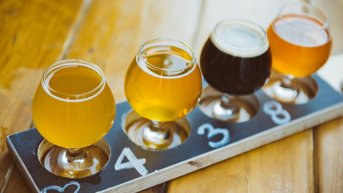 Soirée dégustation bières microbrasserie - Le Trou du diable