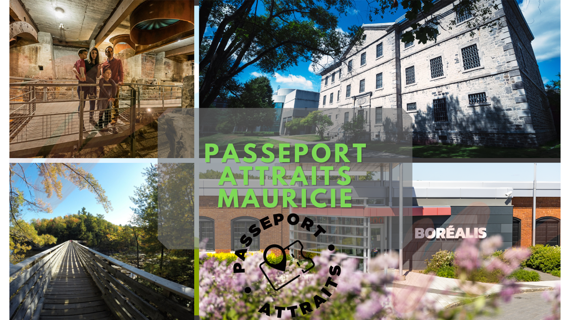 Passeport attraits Mauricie 2021