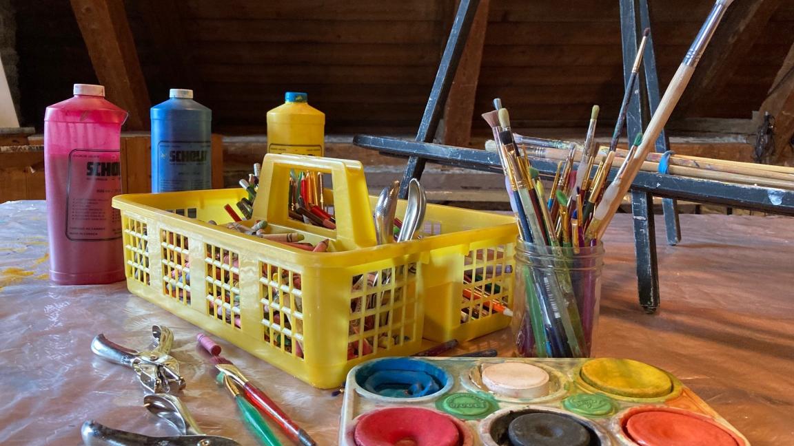 Camp artistique | 7-12 ans