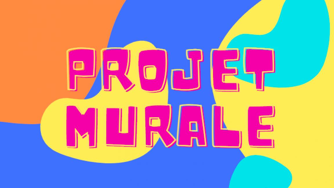Camp | Projet murale |  12-17 ans