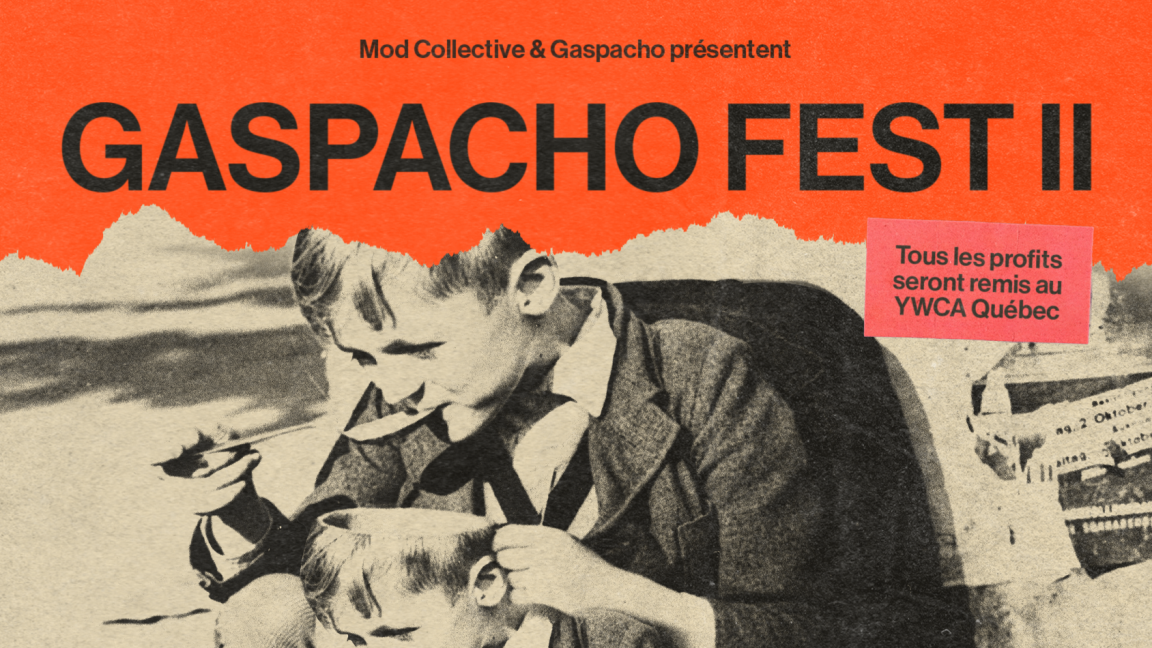 Gaspacho Fest (art, shoegaze, cold-wave et plus)