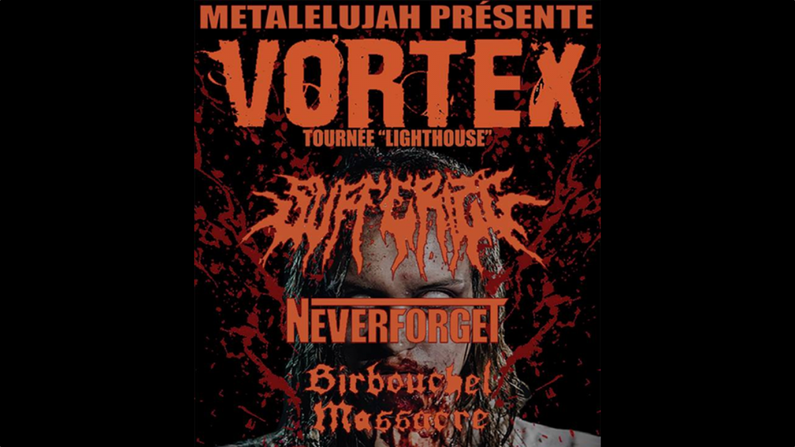 Metalelujah Fest présente Vortex