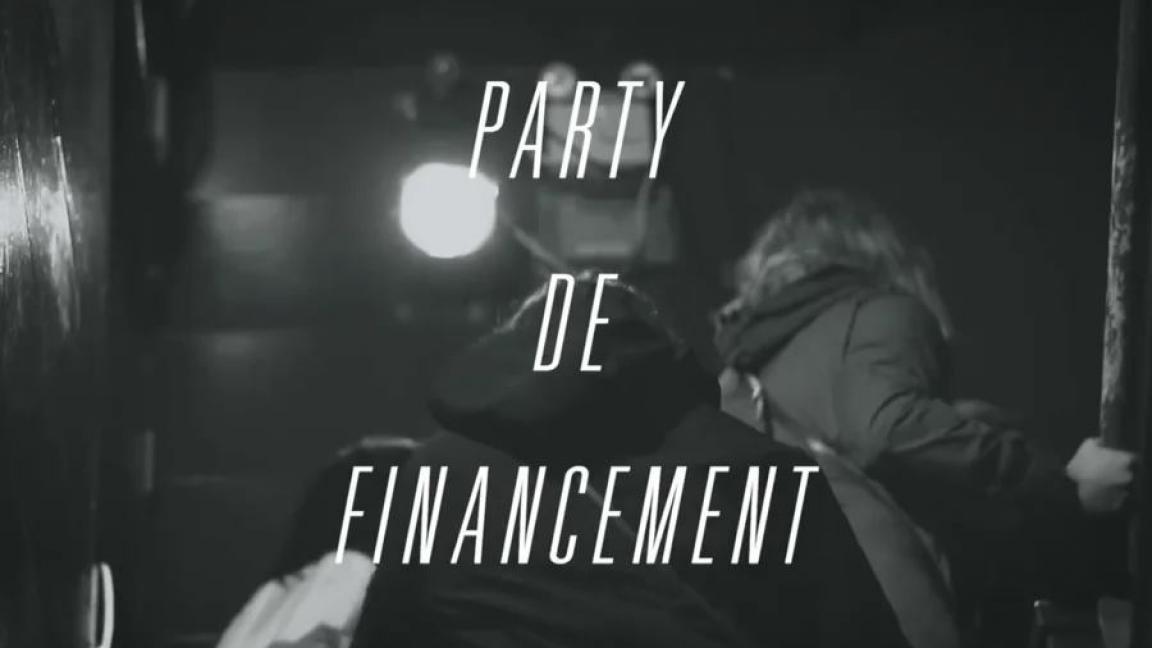 Party de financement - Soins infirmier CLL