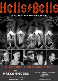 HELLS/BELLS AC/DC EXPERIENCE