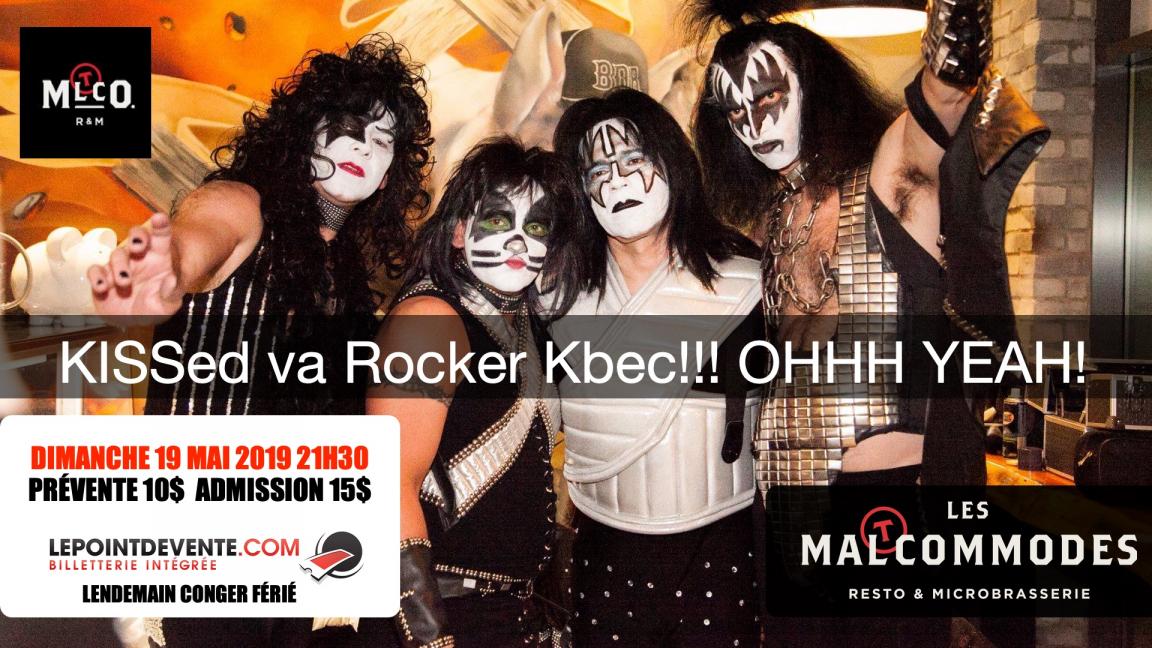 KISSed va Rocker Kbec!!!