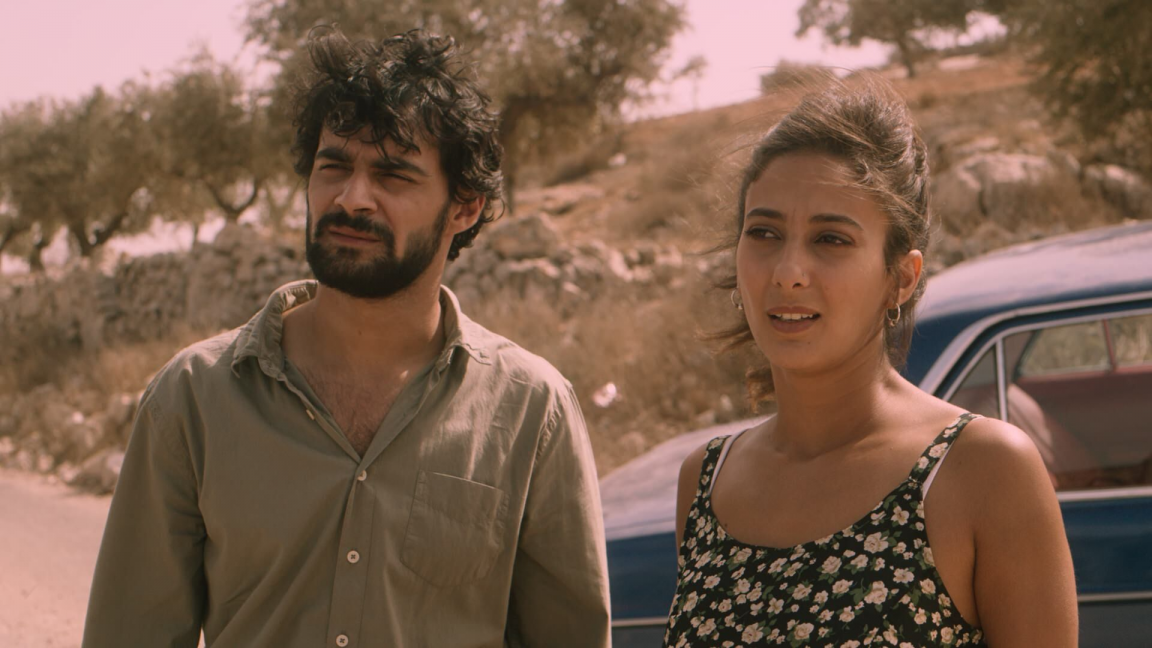 BETWEEN HEAVEN AND EARTH, un film de Najwa Najjar