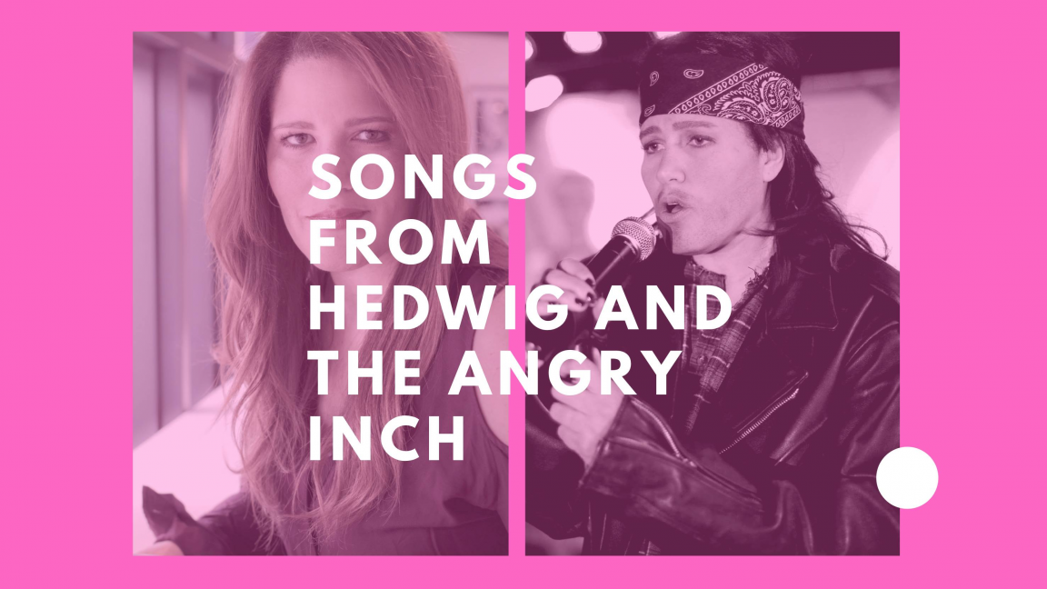 Songs from Hedwig and the Angry Inch with Noelle Hannibal and Ian Baird