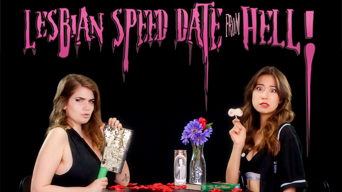 Lesbian Speed Date From Hell