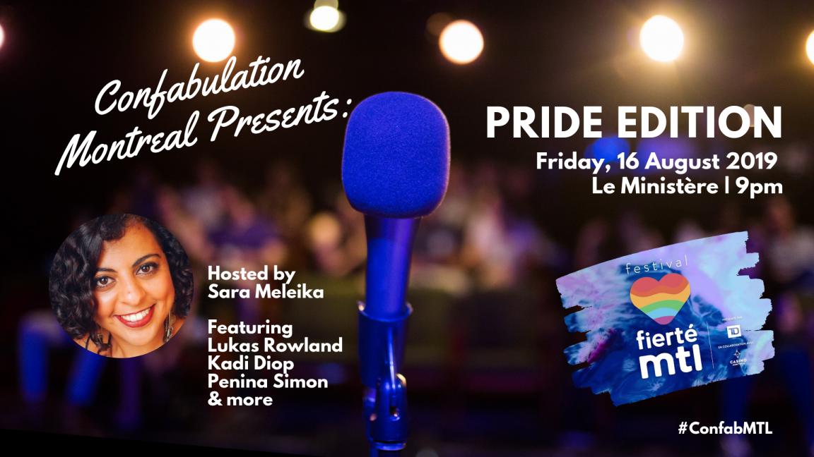 Confabulation: Pride Edition