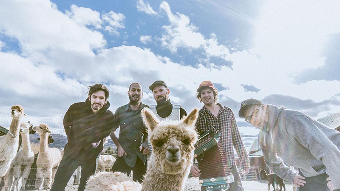 Le Winston Band + Les Rats d'Swompe + P'tit Belliveau