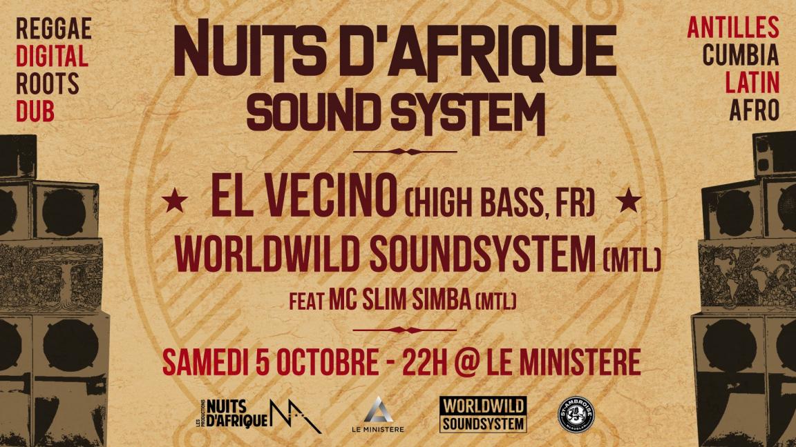 Nuits d'Afrique Sound System