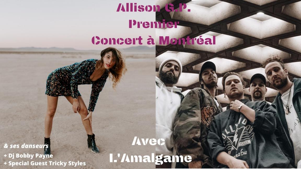 Allison G.P. LIVE